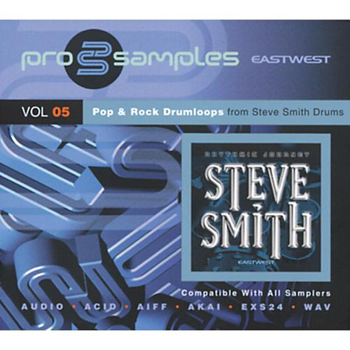 EastWest ProSamples Volume 5 CD ROM-thumbnail