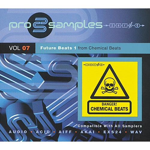 EastWest ProSamples Volume 7 Future Beats 1 CD-ROM