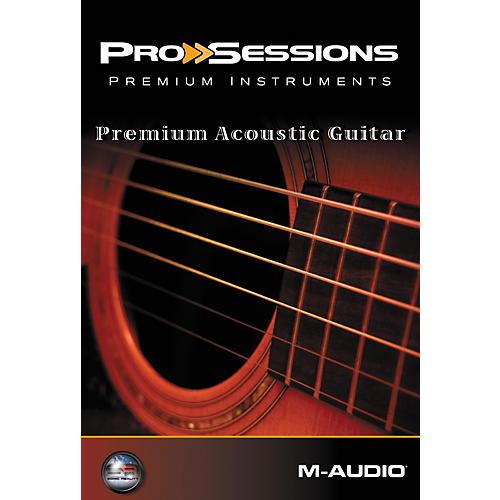 M-Audio ProSessions Premium Acoustic Guitar-thumbnail