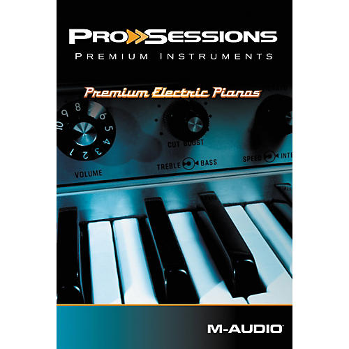 M-Audio ProSessions Premium Electric Piano