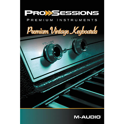 M-Audio ProSessions Premium Vintage Keyboards