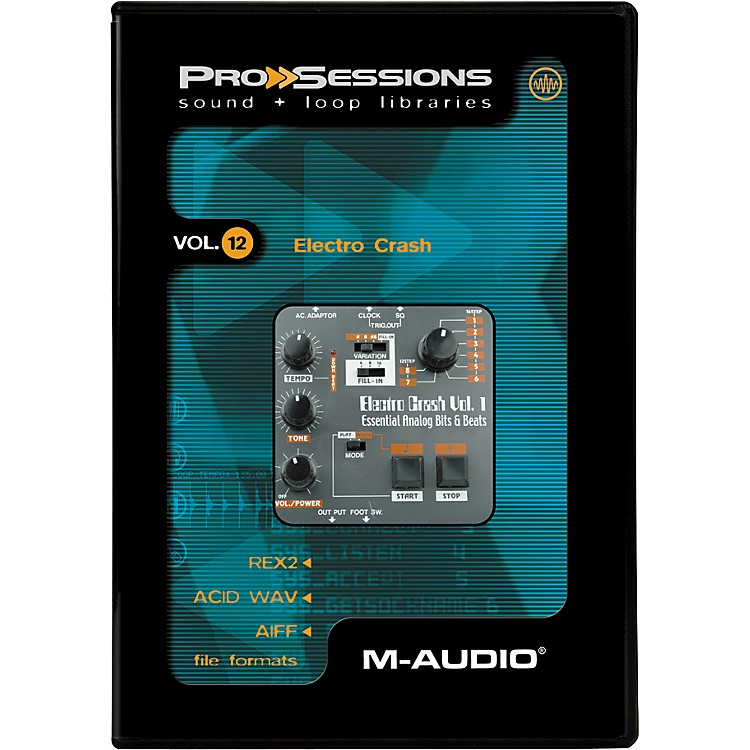 M audio prosessions vol 13 vector field standard