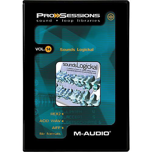 M-Audio ProSessions-Vol 14 Sounds Logickal