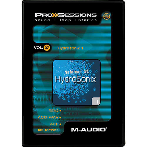 M-Audio ProSessions-Vol 7 Hydrosonics Disc 1