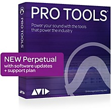 Avid ProTools | HD 2018 Software with Annual Upgrade and Support Plan