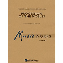Hal Leonard Procession of the Nobles Concert Band Level 3 Arranged by Jay Bocook