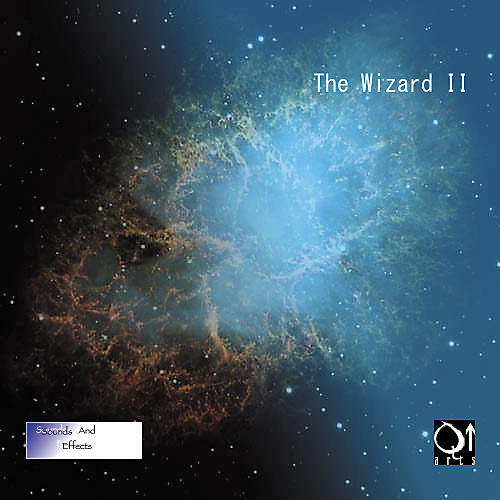 Q Up Arts Producer Series V3 The Wizard II Logic EXS24 CD-ROM-thumbnail