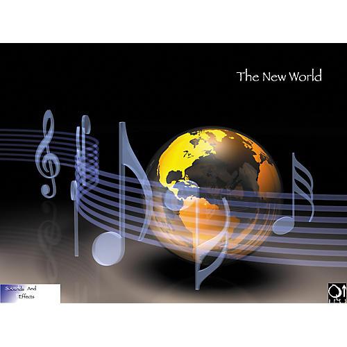 Q Up Arts Producer Series V4 The New World AIFF/WAV CD-ROM