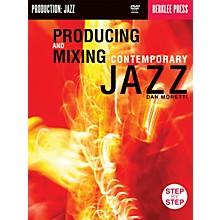 Berklee Press Producing & Mixing Contemporary Jazz Berklee Guide Series CD-ROM Written by Dan Moretti