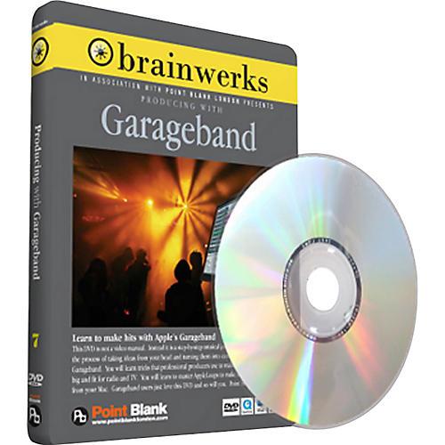 Brainwerks Producing With Garageband DVD Tutorial-thumbnail