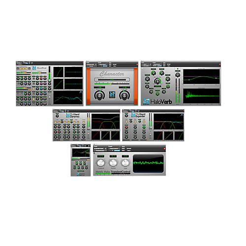 METRIC HALO Production Bundle for Pro Tools AAX-thumbnail