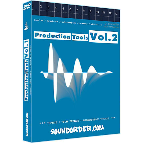 Best Service Production Tools Vol. 2 Sample & Loop Library