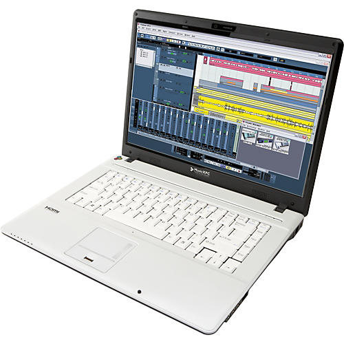 MusicXPC Professional 1511 Audio Production Laptop Computer