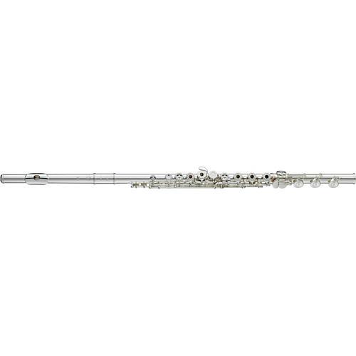 Yamaha Professional 677H Series Flute Offset G C# Trill Key Split E, Gizmo Key