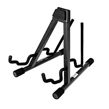On-Stage Stands Professional Double A-Frame Guitar Stand