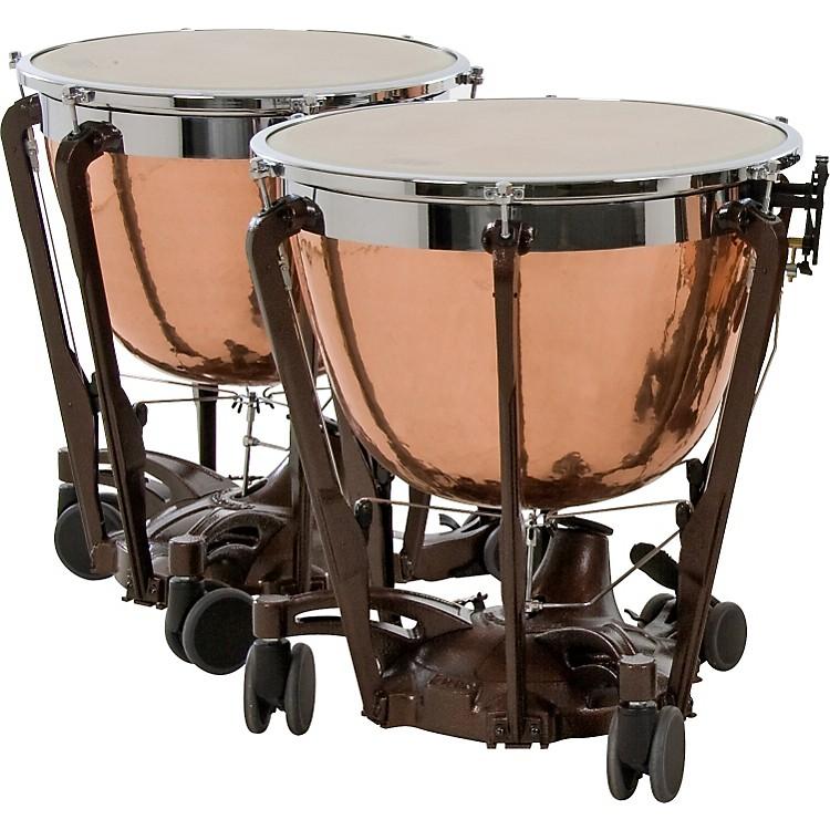 AdamsProfessional Series Generation II Cambered Copper Timpani, Set of 2