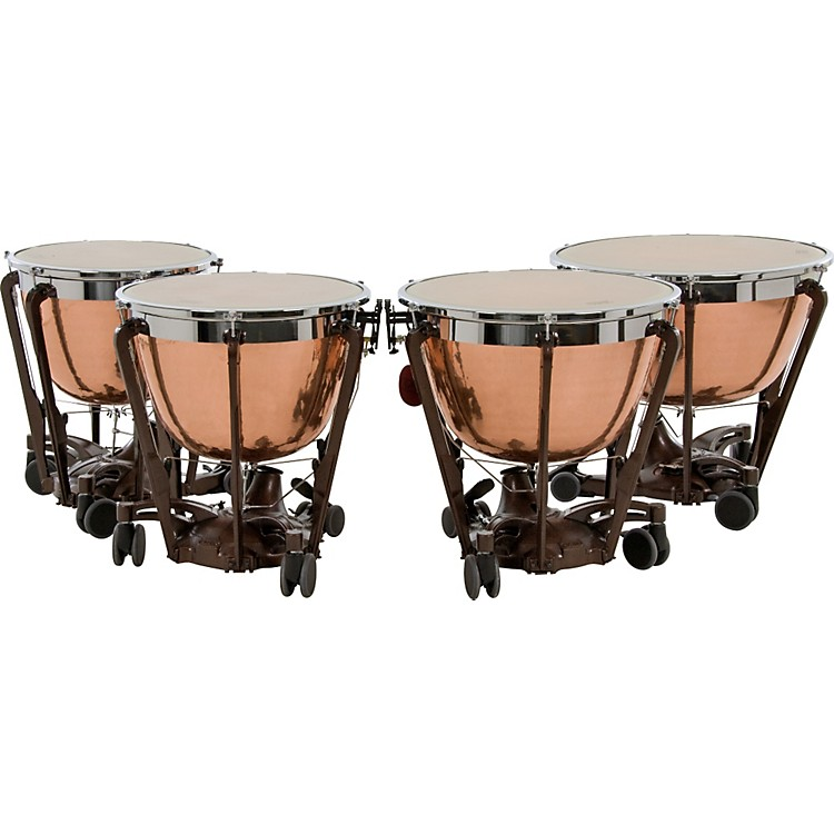 Adams Professional Series Generation II Cambered Copper Timpani, Set of 4
