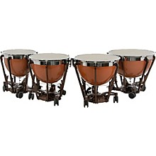 Adams Professional Series Generation II Fiberglass Timpani, Set of 4