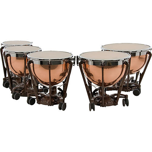 Adams Professional Series Generation II Hammered Copper Timpani 23 in.