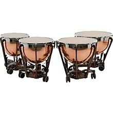 Adams Professional Series Generation II Hammered Copper Timpani, Set of 4