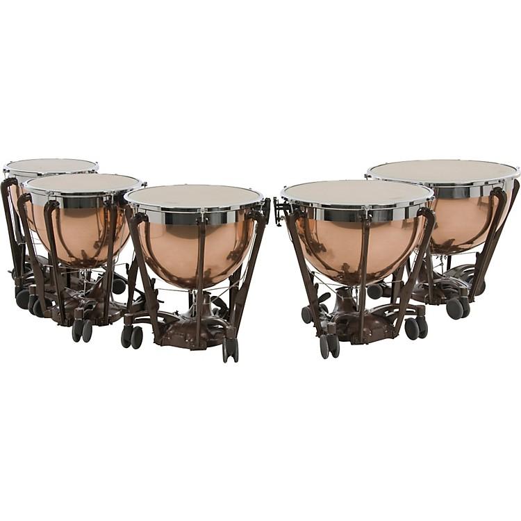 AdamsProfessional Series Generation II Polished Copper Timpani32 Inch