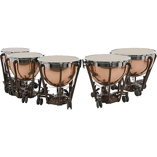 Adams Professional Series Generation II Polished Copper Timpani 32 in.