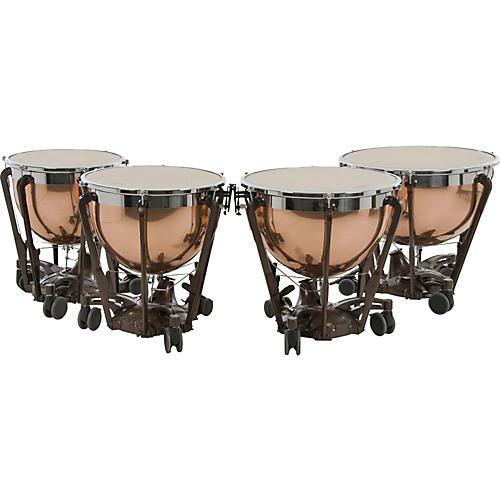 Adams Professional Series Generation II Polished Copper Timpani, Set of 4