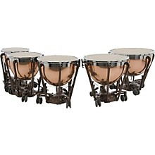Adams Professional Series Generation II Polished Copper Timpani, Set of 5