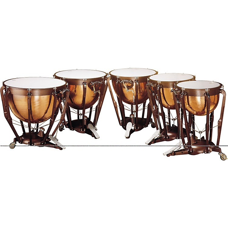 LudwigProfessional Series Hammered Timpani Concert DrumsLkp520Kg 20