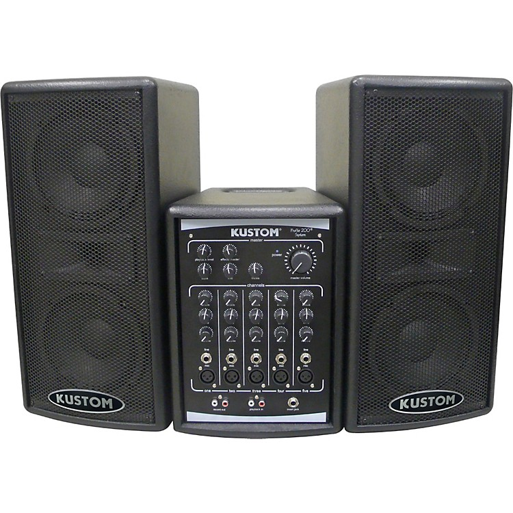 Kustom PAProfile 200 Portable PA System