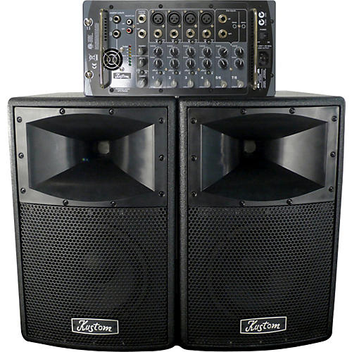 Kustom Profile 300 Portable PA System