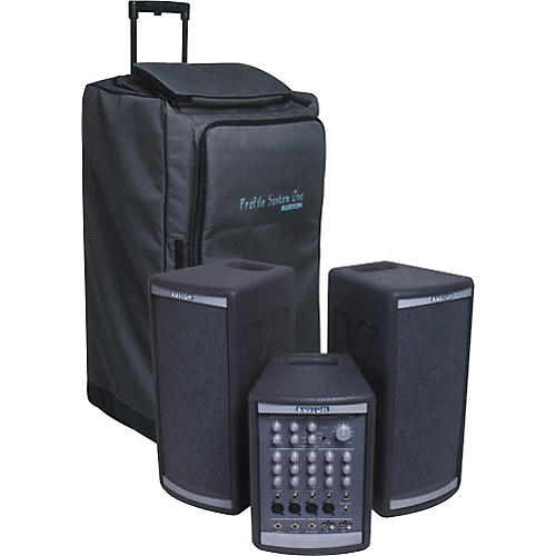 Kustom Profile One PA System with Roller Bag-thumbnail