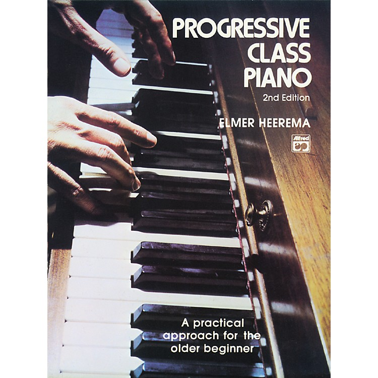 AlfredProgressive Class Piano
