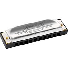 Hohner Progressive Series 560 Special 20 Harmonica C#/Db