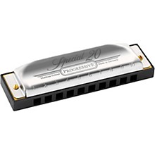 Hohner Progressive Series 560 Special 20 Harmonica D