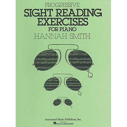 G. Schirmer Progressive Sight Reading Exercises (Piano Technique) Piano Method Series Composed by H Smith-thumbnail