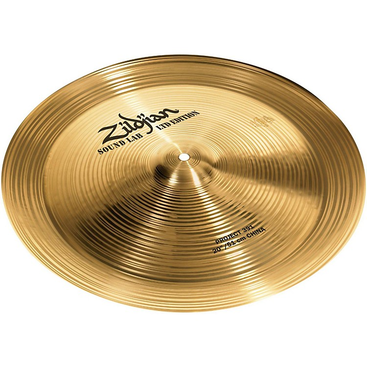 ZildjianProject 391 Limited Edition China Cymbal20 inch