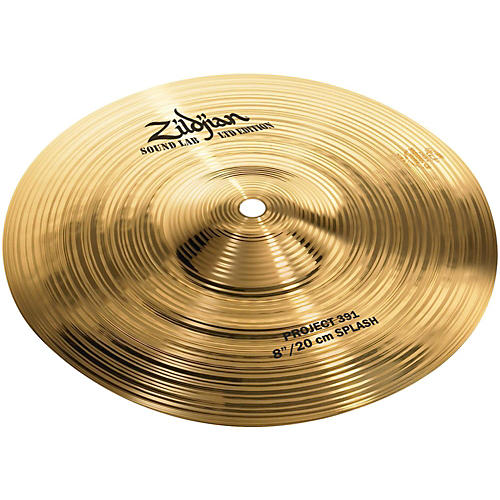 Zildjian Project 391 Limited Edition Splash Cymbal 8 inch