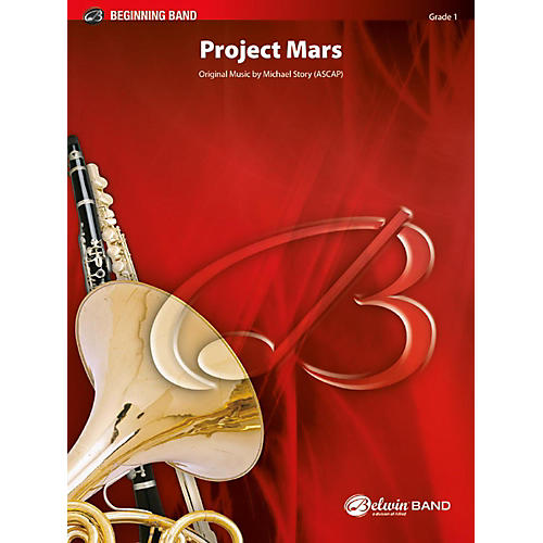 BELWIN Project Mars - Grade 1 (Very Easy)-thumbnail