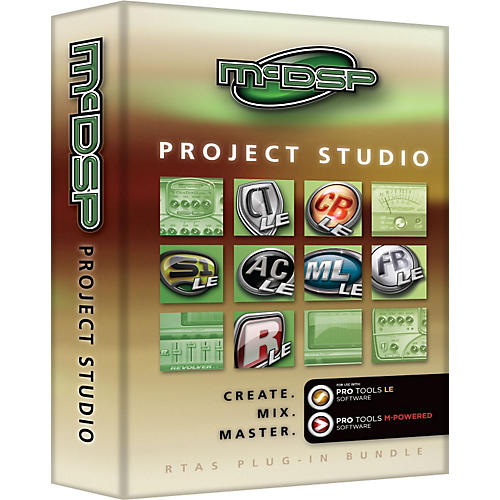 McDSP Project Studio LE-thumbnail