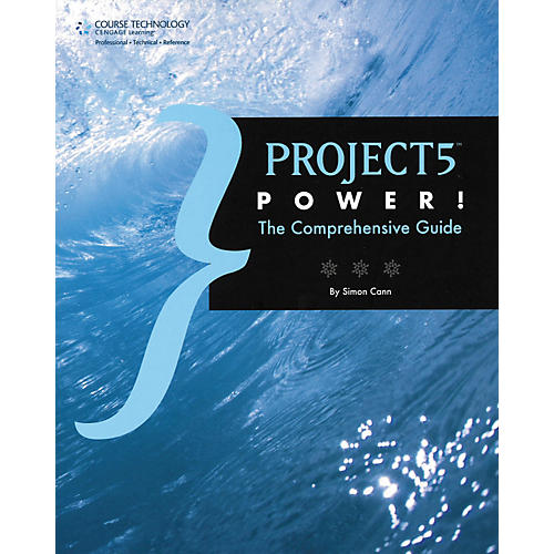 Cengage Learning Project5 Power! - The Comprehensive Guide (Book)