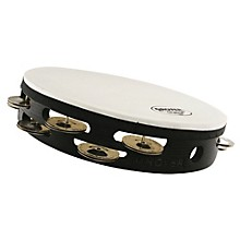 Grover Pro Projection-Plus Double-Row Tunable German Silver Tambourine