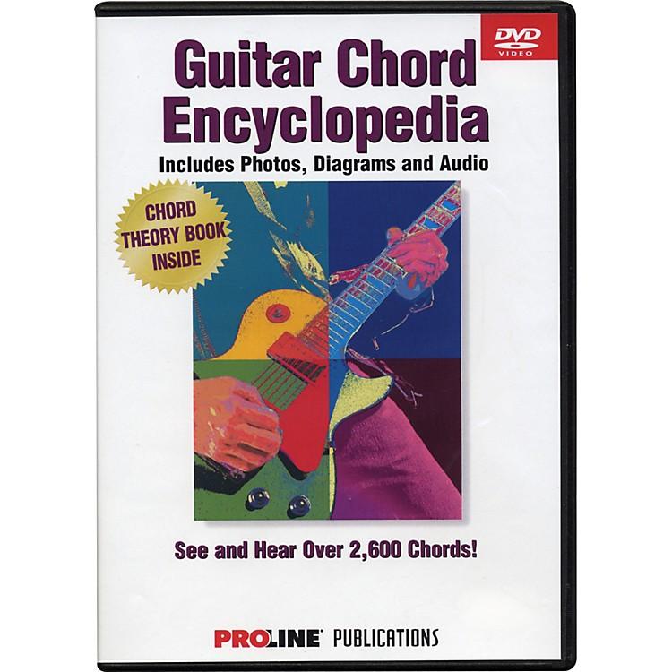 ProLineProline Picture Chord Encyclopedia DVD
