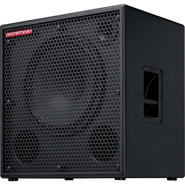 IbanezPromethean P115C 300W 1x15 Bass Speaker CabinetBlack4 Ohm