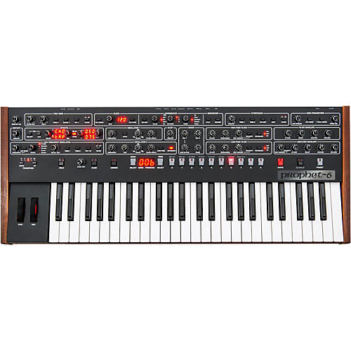 Dave Smith Instruments Prophet 6 Sequential Analog Synthesizer OLD-thumbnail
