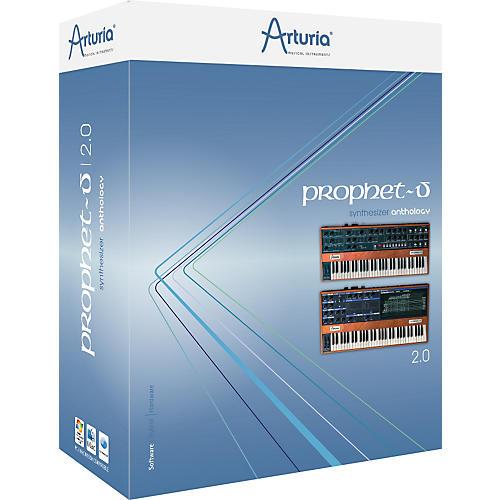 Arturia Prophet-V 2.0 Virtual Instrument Software