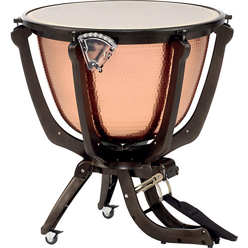 Majestic Prophonic Hammered Copper Timpani Set of 5: 20