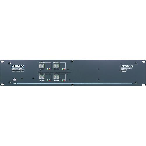 Ashly Audio Protea 4.24GS 4-Channel Graphic EQ Sys Processor
