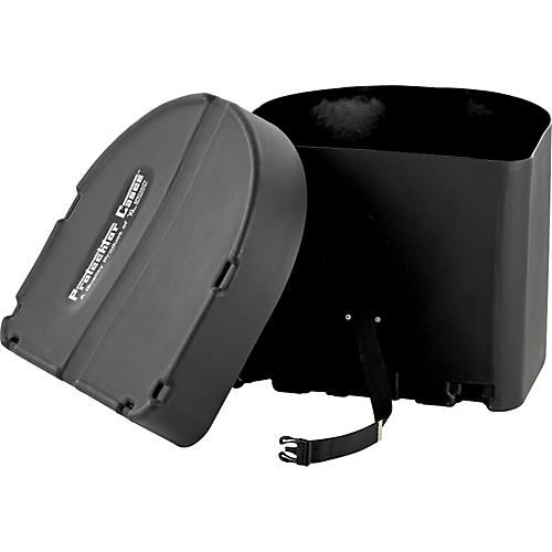 Protechtor Cases Protechtor Classic Bass Drum Case 22 x 18 Black