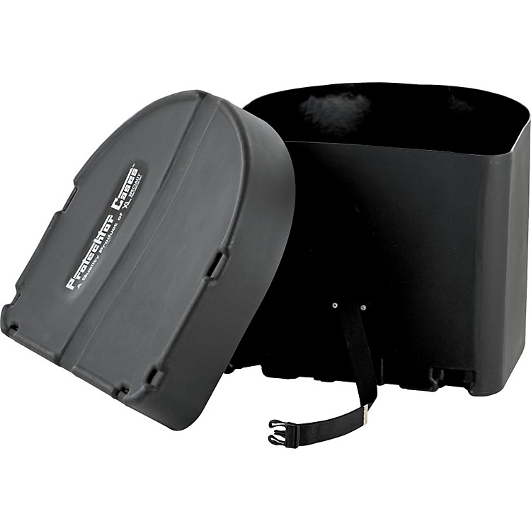 Protechtor Cases Protechtor Classic Bass Drum Case 24x14 Black
